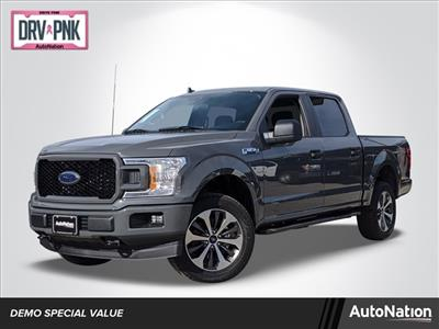 2020 Ford F-150 SuperCrew Cab 4x4, Pickup #LFA48255 - photo 1