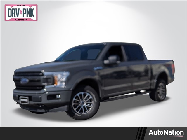 2020 Ford F-150 SuperCrew Cab 4x4, Pickup #LFA48258 - photo 1