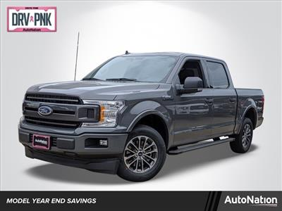 2020 Ford F-150 SuperCrew Cab 4x2, Pickup #LFB32918 - photo 1