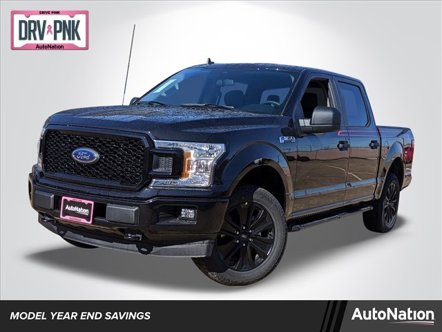 2020 Ford F-150 SuperCrew Cab 4x4, Pickup #LFB32919 - photo 1