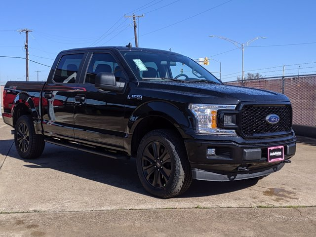 2020 Ford F-150 SuperCrew Cab 4x4, Pickup #LFB32919 - photo 12