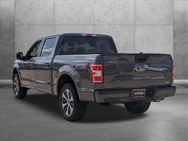 2020 Ford F-150 SuperCrew Cab 4x2, Pickup #LFC04297 - photo 2