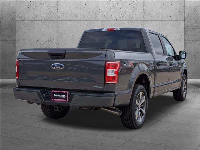 2020 Ford F-150 SuperCrew Cab 4x2, Pickup #LFC04298 - photo 4