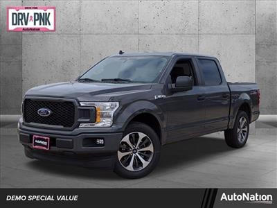 2020 Ford F-150 SuperCrew Cab 4x2, Pickup #LFC04298 - photo 1