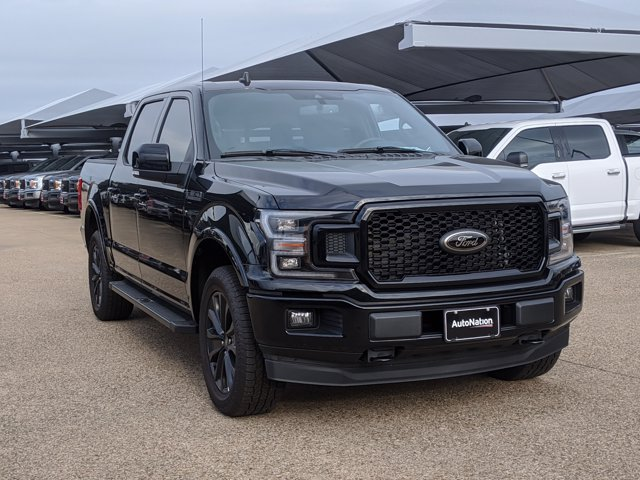 2020 Ford F-150 SuperCrew Cab 4x4, Pickup #LFC04324 - photo 12