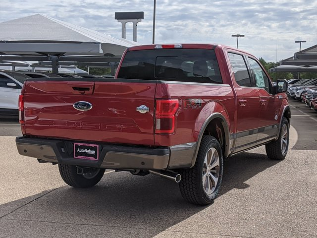 2020 Ford F-150 SuperCrew Cab 4x4, Pickup #LFC32833 - photo 4
