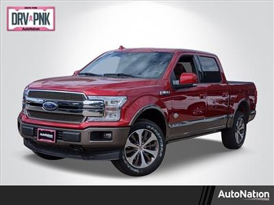 2020 Ford F-150 SuperCrew Cab 4x4, Pickup #LFC32833 - photo 1
