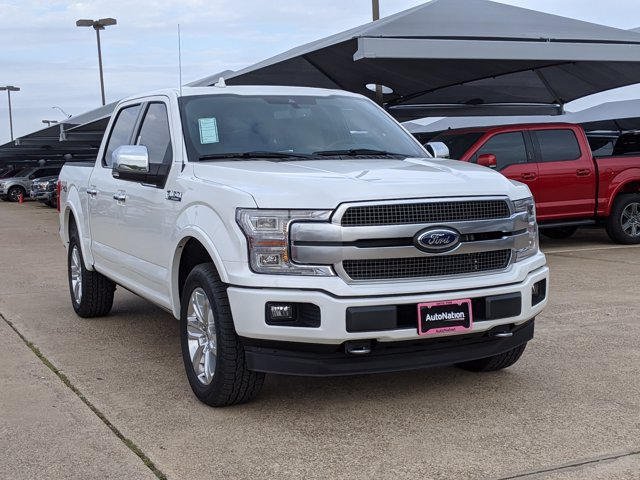 2020 Ford F-150 SuperCrew Cab 4x4, Pickup #LFC72895 - photo 8