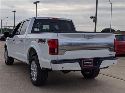 2020 Ford F-150 SuperCrew Cab 4x4, Pickup #LFC72895 - photo 2