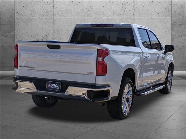 2020 Chevrolet Silverado 1500 Crew Cab 4x2, Pickup #LG277906 - photo 6