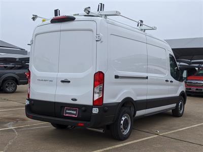 2020 Transit 250 Med Roof RWD, Adrian Steel General Contractor Upfitted Cargo Van #LKA03687 - photo 4