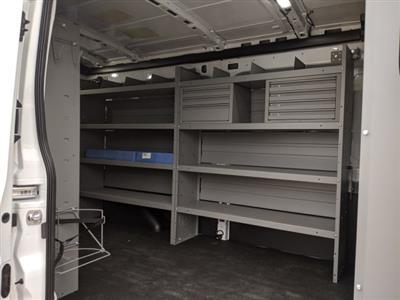 2020 Transit 250 Med Roof RWD, Adrian Steel General Contractor Upfitted Cargo Van #LKA03687 - photo 9