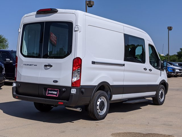 2020 Ford Transit 250 Med Roof 4x2, Crew Van #LKA06642 - photo 3