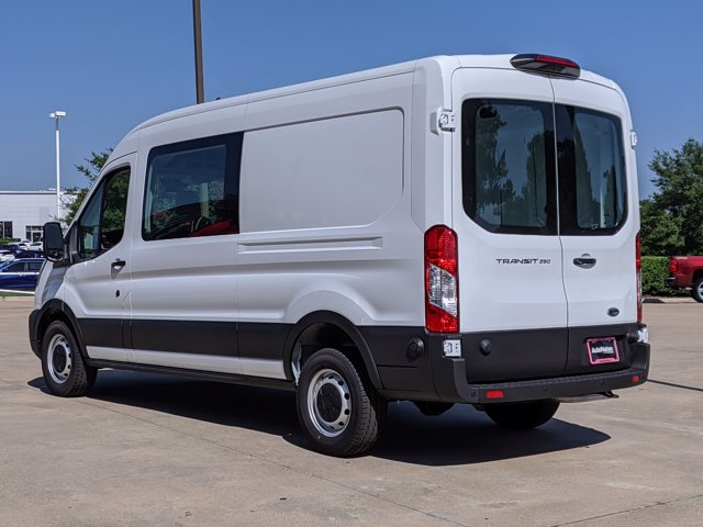 2020 Ford Transit 250 Med Roof 4x2, Crew Van #LKA06642 - photo 2