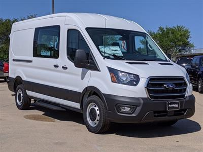 2020 Ford Transit 250 Med Roof 4x2, Crew Van #LKA06642 - photo 8
