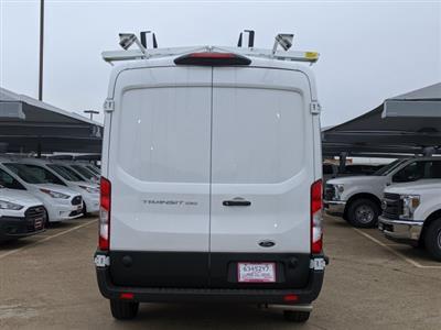 2020 Transit 250 Med Roof RWD, Empty Cargo Van #LKA13440 - photo 2