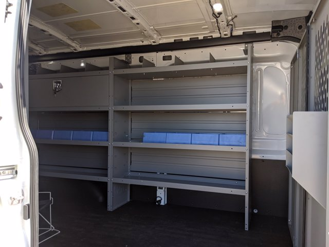 2020 Transit 250 Med Roof RWD, Upfitted Cargo Van #LKA36390 - photo 9