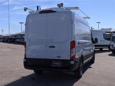 2020 Transit 250 Med Roof RWD, Upfitted Cargo Van #LKA36390 - photo 4