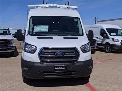 2020 Transit 250 Med Roof RWD, Upfitted Cargo Van #LKA36390 - photo 6