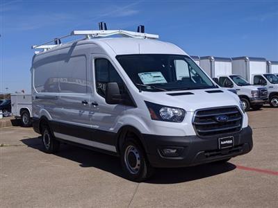 2020 Transit 250 Med Roof RWD, Upfitted Cargo Van #LKA36390 - photo 7