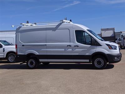 2020 Transit 250 Med Roof RWD, Upfitted Cargo Van #LKA36390 - photo 8