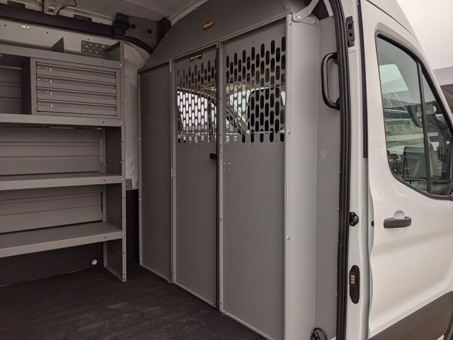 2020 Ford Transit 250 Med Roof RWD, Adrian Steel Upfitted Cargo Van #LKA39681 - photo 1