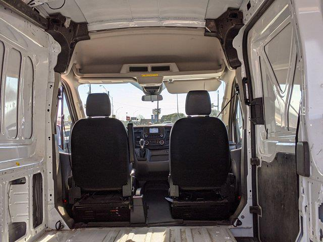 2020 Ford Transit 250 Med Roof 4x2, Empty Cargo Van #LKA42403 - photo 1
