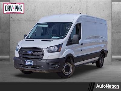 2020 Ford Transit 250 Med Roof 4x2, Empty Cargo Van #LKA42403 - photo 1