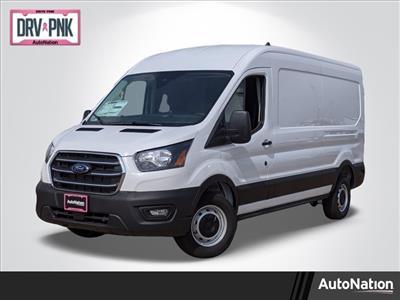 2020 Ford Transit 250 Med Roof RWD, Empty Cargo Van #LKA68705 - photo 1