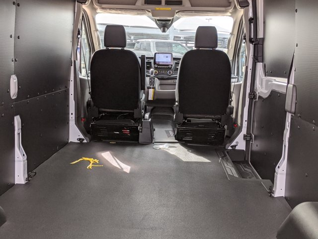 2020 Ford Transit 250 Med Roof RWD, Empty Cargo Van #LKA91753 - photo 1