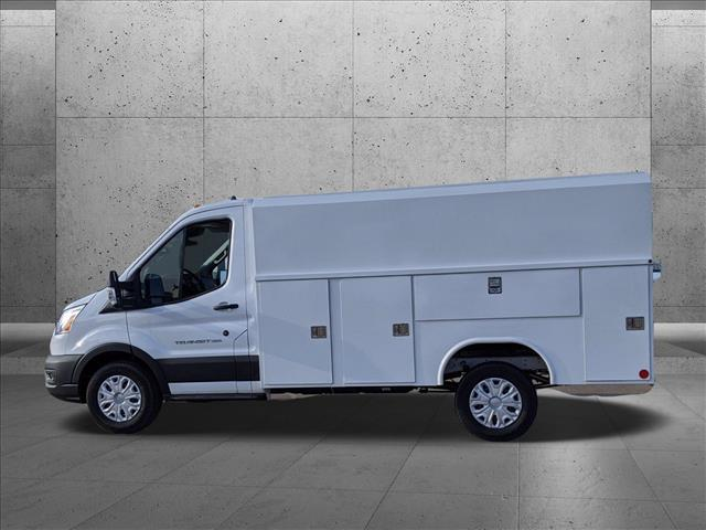 2020 Ford Transit 350 4x2, Reading Aluminum CSV Service Utility Van #LKB12894 - photo 6