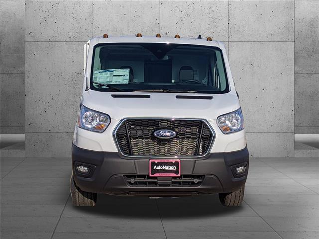 2020 Ford Transit 350 4x2, Reading Aluminum CSV Service Utility Van #LKB12894 - photo 7