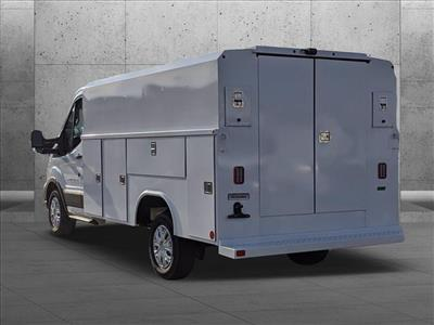 2020 Ford Transit 350 4x2, Reading Aluminum CSV Service Utility Van #LKB12894 - photo 2