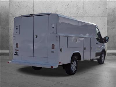 2020 Ford Transit 350 4x2, Reading Aluminum CSV Service Utility Van #LKB12894 - photo 3