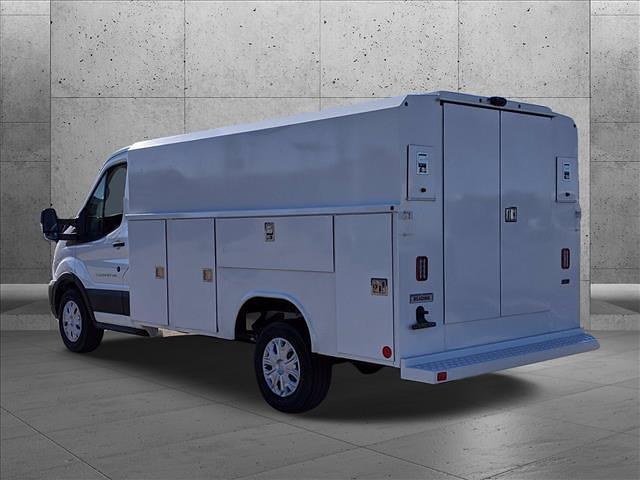 2020 Ford Transit 350 4x2, Reading Service Utility Van #LKB18266 - photo 1