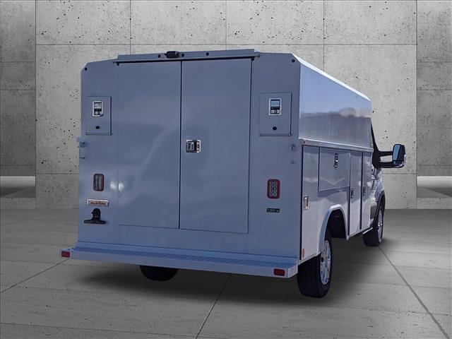2020 Ford Transit 350 4x2, Reading Aluminum CSV Service Utility Van #LKB18266 - photo 3