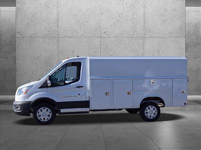 2020 Ford Transit 350 4x2, Reading Aluminum CSV Service Utility Van #LKB18266 - photo 6