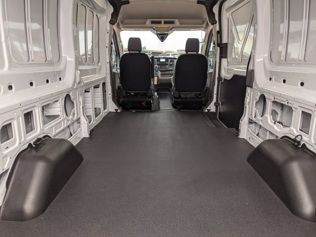 2020 Ford Transit 250 Med Roof 4x2, Empty Cargo Van #LKB59167 - photo 1
