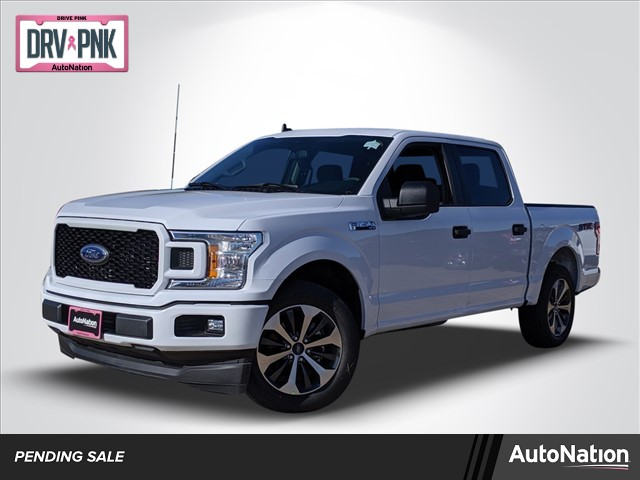 2020 F-150 SuperCrew Cab 4x2, Pickup #LKD01133 - photo 1