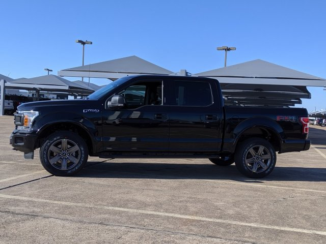2020 F-150 SuperCrew Cab 4x4, Pickup #LKD01135 - photo 6