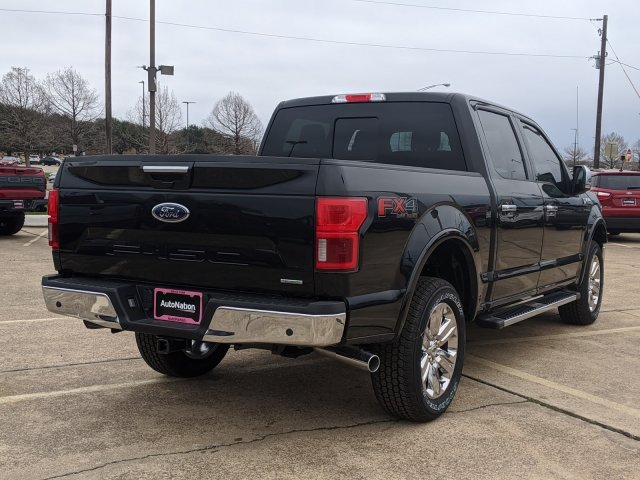 2020 F-150 SuperCrew Cab 4x4, Pickup #LKD16090 - photo 4