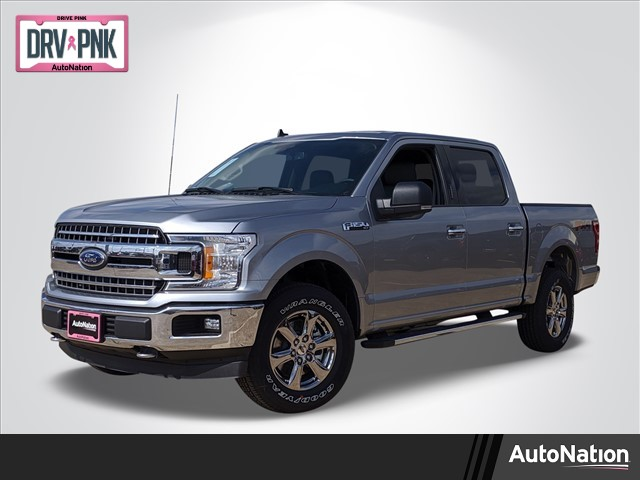 2020 Ford F-150 SuperCrew Cab 4x4, Pickup #LKD60144 - photo 1