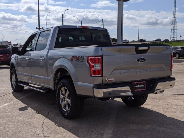 2020 Ford F-150 SuperCrew Cab 4x4, Pickup #LKD60144 - photo 2