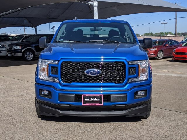 2020 F-150 SuperCrew Cab 4x2, Pickup #LKD72860 - photo 4