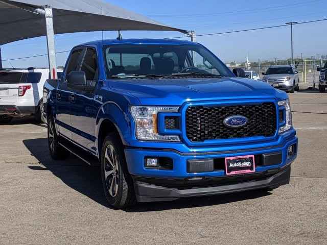 2020 F-150 SuperCrew Cab 4x2, Pickup #LKD72860 - photo 12