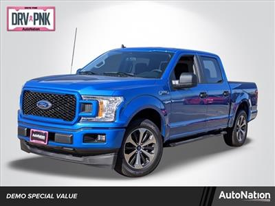 2020 Ford F-150 SuperCrew Cab 4x2, Pickup #LKD72860 - photo 1