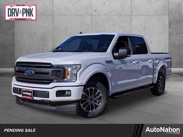 2020 Ford F-150 SuperCrew Cab 4x2, Pickup #LKD72869 - photo 1