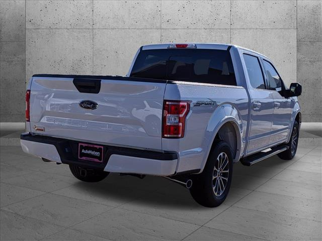 2020 Ford F-150 SuperCrew Cab 4x2, Pickup #LKD72869 - photo 4