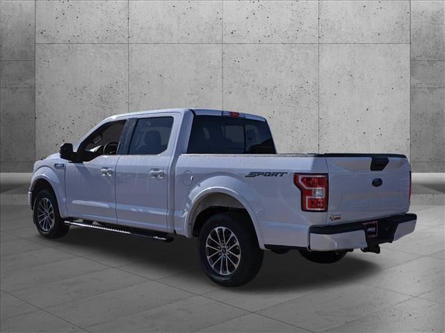 2020 Ford F-150 SuperCrew Cab 4x2, Pickup #LKD72869 - photo 2