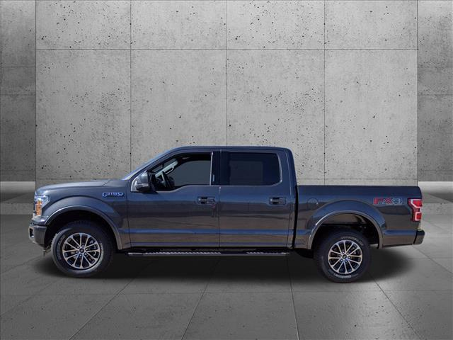 2020 Ford F-150 SuperCrew Cab 4x4, Pickup #LKD87322 - photo 10